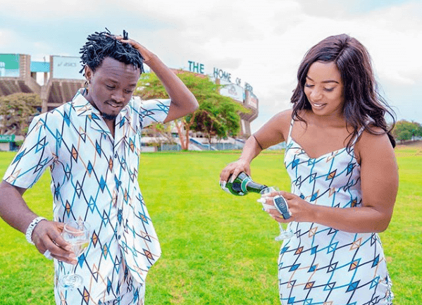 Diana and Bahati youtube series link photo