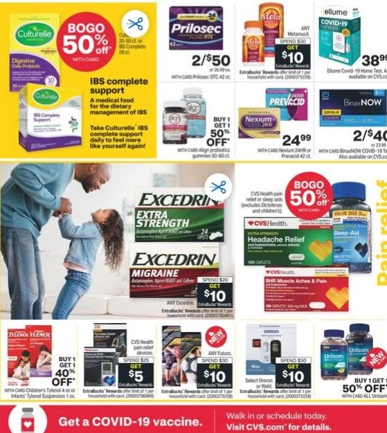 CVS Weekly Ad Preview 9/5-9/11