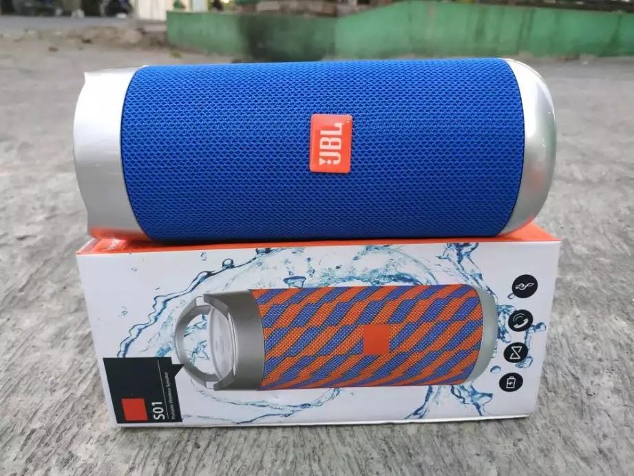 Cara Membedakan Speaker Portable Bluetooth JBL Asli dan Palsu