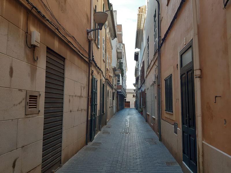 Strada di Maiorca