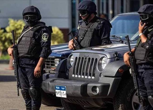 أكاذيب الإخوان مصدر أمني ينفي تظاهر مواطنين بالمنيب احتجاجا على وفاة شاب باعتداء شرطي