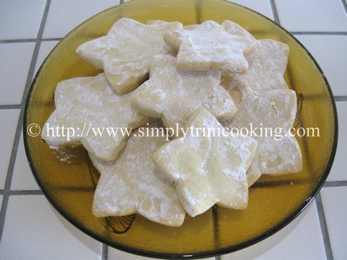 Shortbread, shortbread recipe