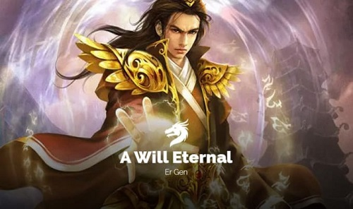 """A Will Eternal"" by Er Gen"