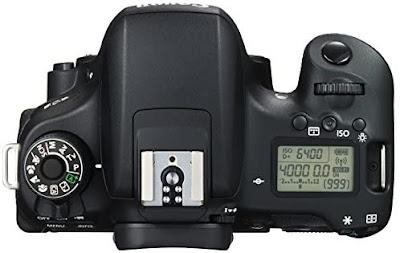 Canon EOS 8000D DSLR Firmware最新ドライバーをダウンロードします