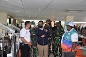 Menkopolhukam Cek Kesiapan Venue PON XX Di Papua