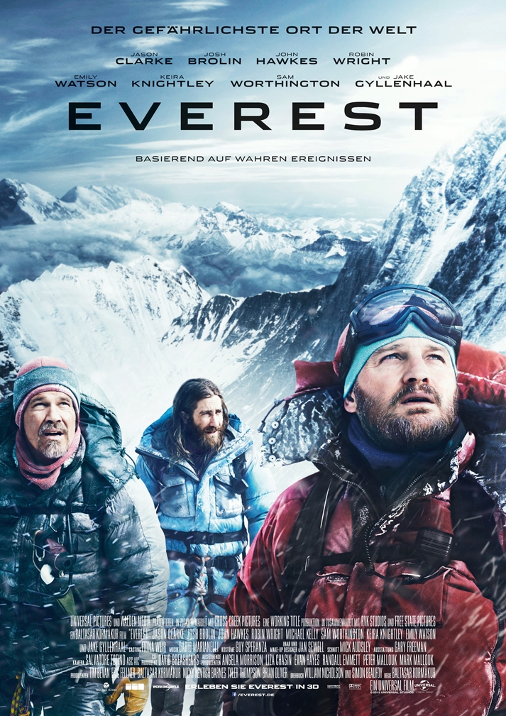 Póster: Everest