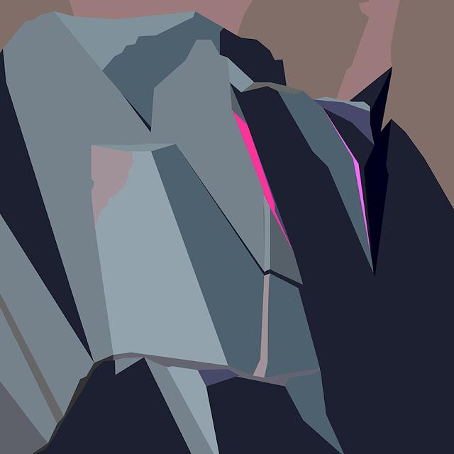 Slate Mountain by Jim Keaton  |  Structured Art