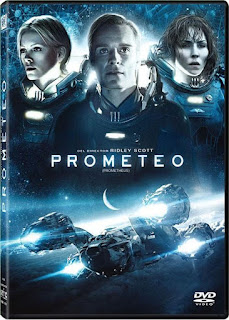 Prometheus (2012) Hindi Dual Audio BluRay | 720p | 480p