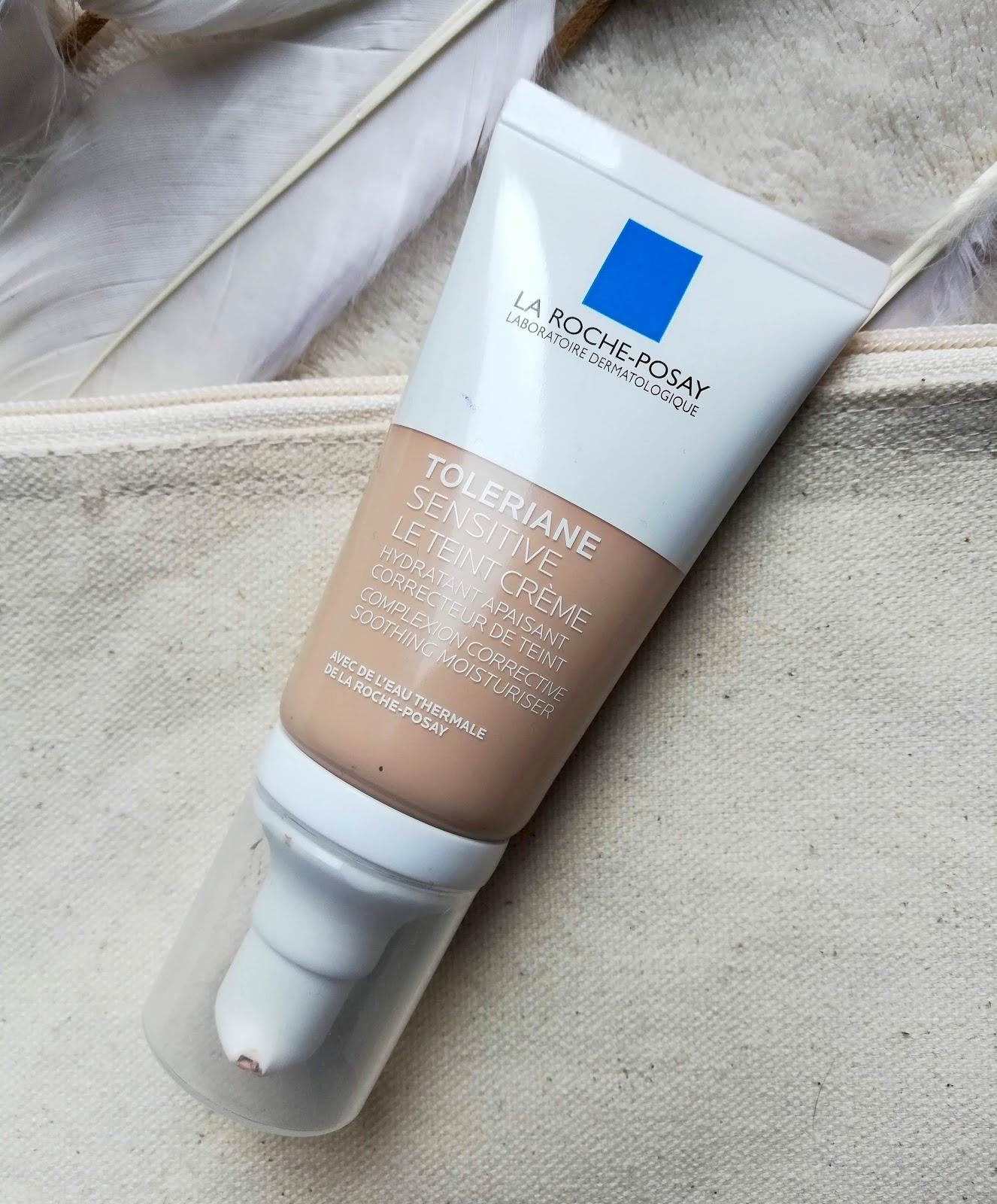 Tolériane de LA ROCHE-POSAY une gamme de produits pensée pour les peaux sensibles