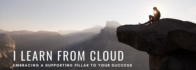 iLearnFromCloud e-learning coaching website