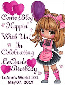 Happy Birthday LeAnn Blog Hop!