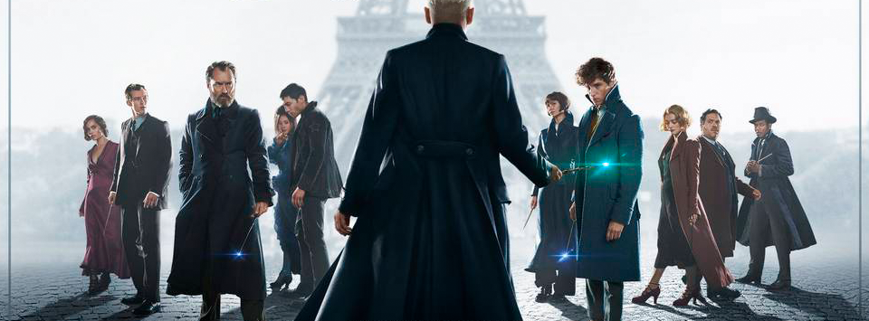 Ouça agora 2 músicas da trilha sonora de Os Crimes de Grindelwald.