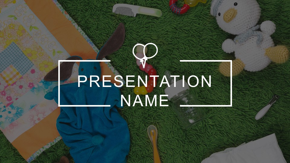 Introduction to presentation for children