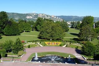Parc Jouvert, Valence.