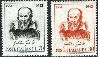Italy 1964 Galileo Galilei Astronomer And Physicist