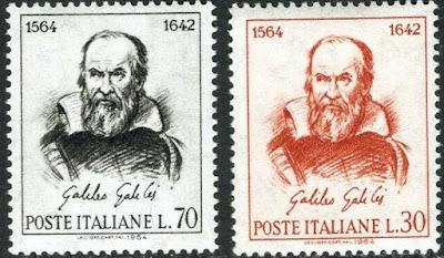 Italy 1964 Galileo Galilei Astronomer And Physicist