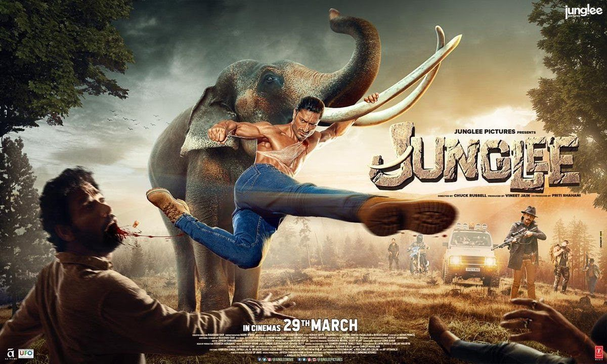 New Hindi Movei 2018 2019 Bolliwood: Junglee Hindi Movie (BluRay) Free Download Or Watch Online
