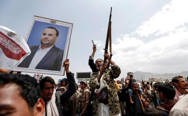 Saudi-led strike kills dozens
