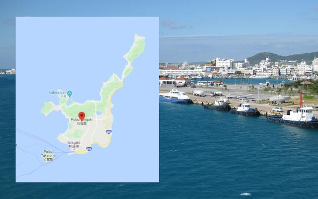 pulau ishigaki jepang