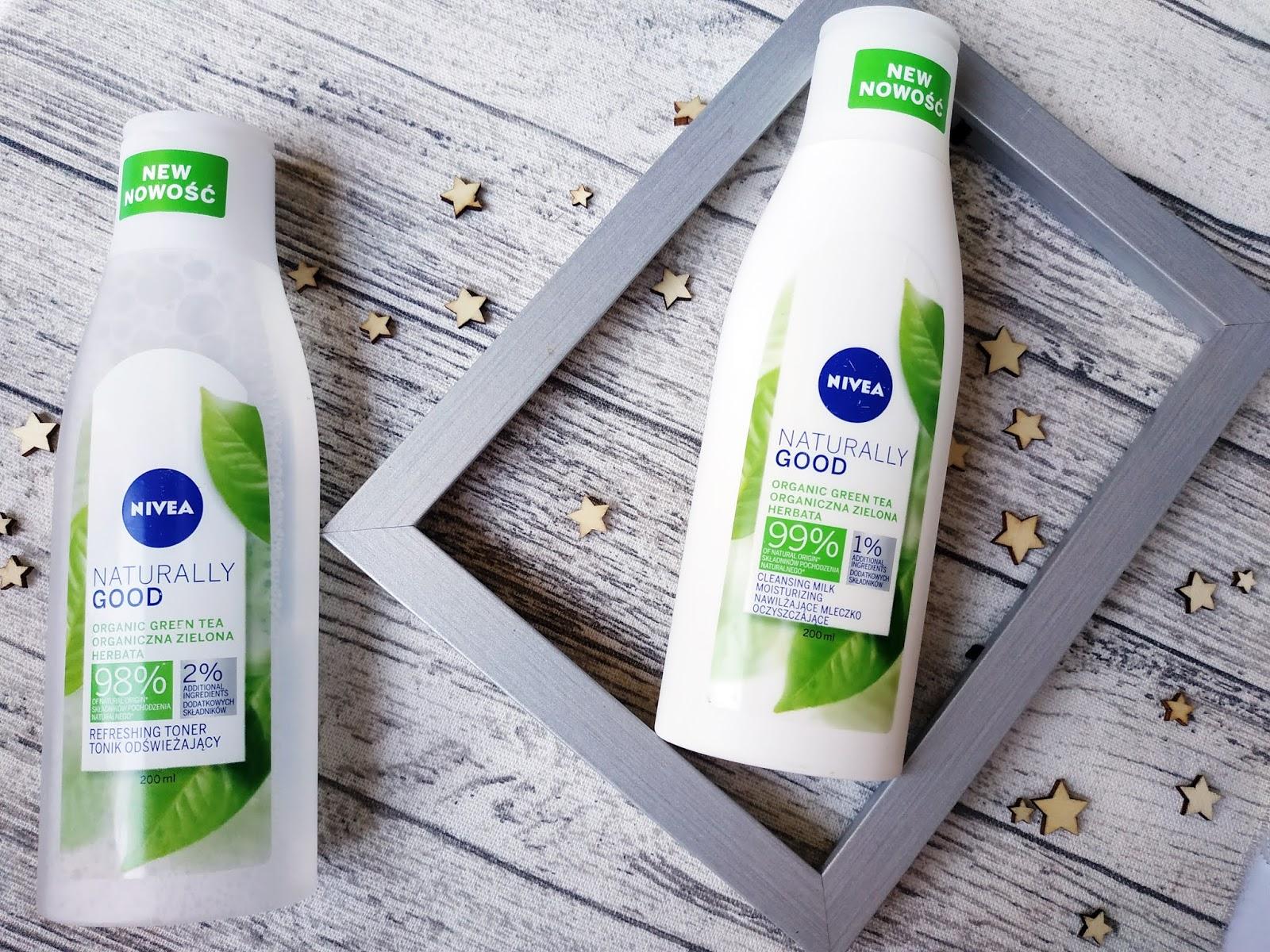 Nawilżające mleczko do demakijażu z organiczną zieloną herbatą - opinia
