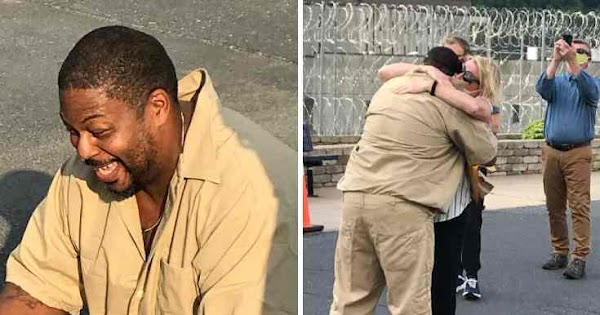 Man who says he was wrongfully convicted of murder freed after 24 years in prison