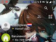 Download BBM MOD Full fitur APK V3.0.1.25 Newest