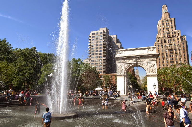 Excursão por Greenwich Village em Nova York