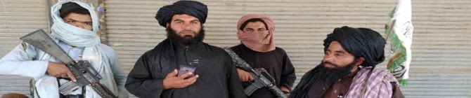 Taliban In Afghan Capital Kabul Start Collecting Weapons From Civilians
