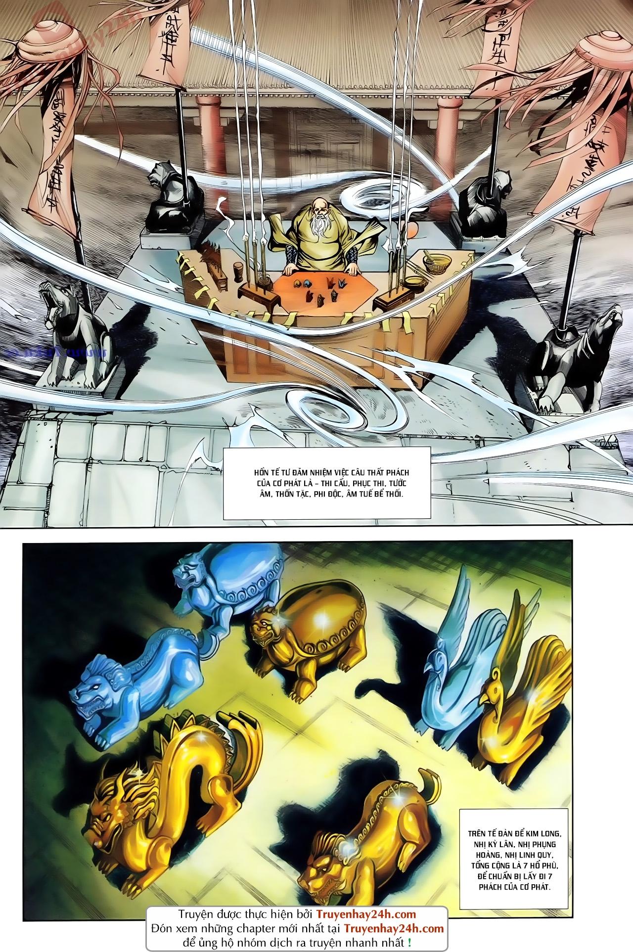 Cơ Phát Khai Chu Bản chapter 79 trang 7