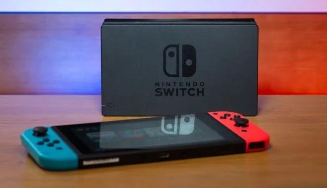 Nintendo anuncia novo Switch com maior duração de bateria