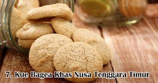 Kue Bagea Khas Nusa Tenggara Timur merupakan salah satu makanan khas Nusantara yang wajib ada saat Natal
