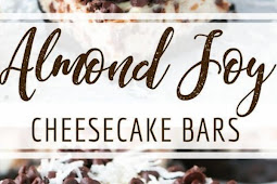 Almond Joy Cheesecake Bars