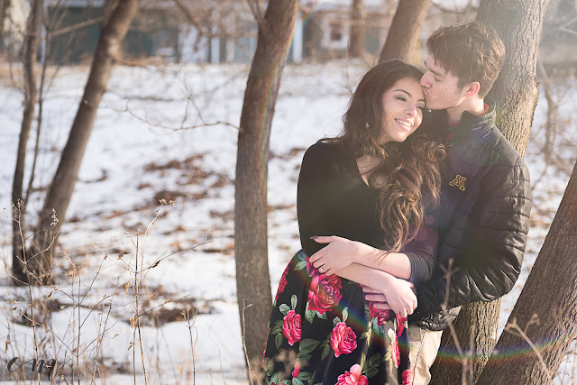 Burnsville Engagement Photography