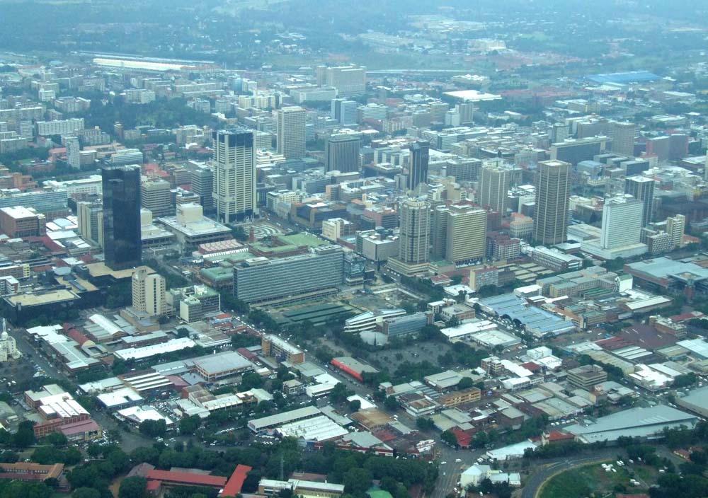 Pretória, Capital Administrativa da África do Sul