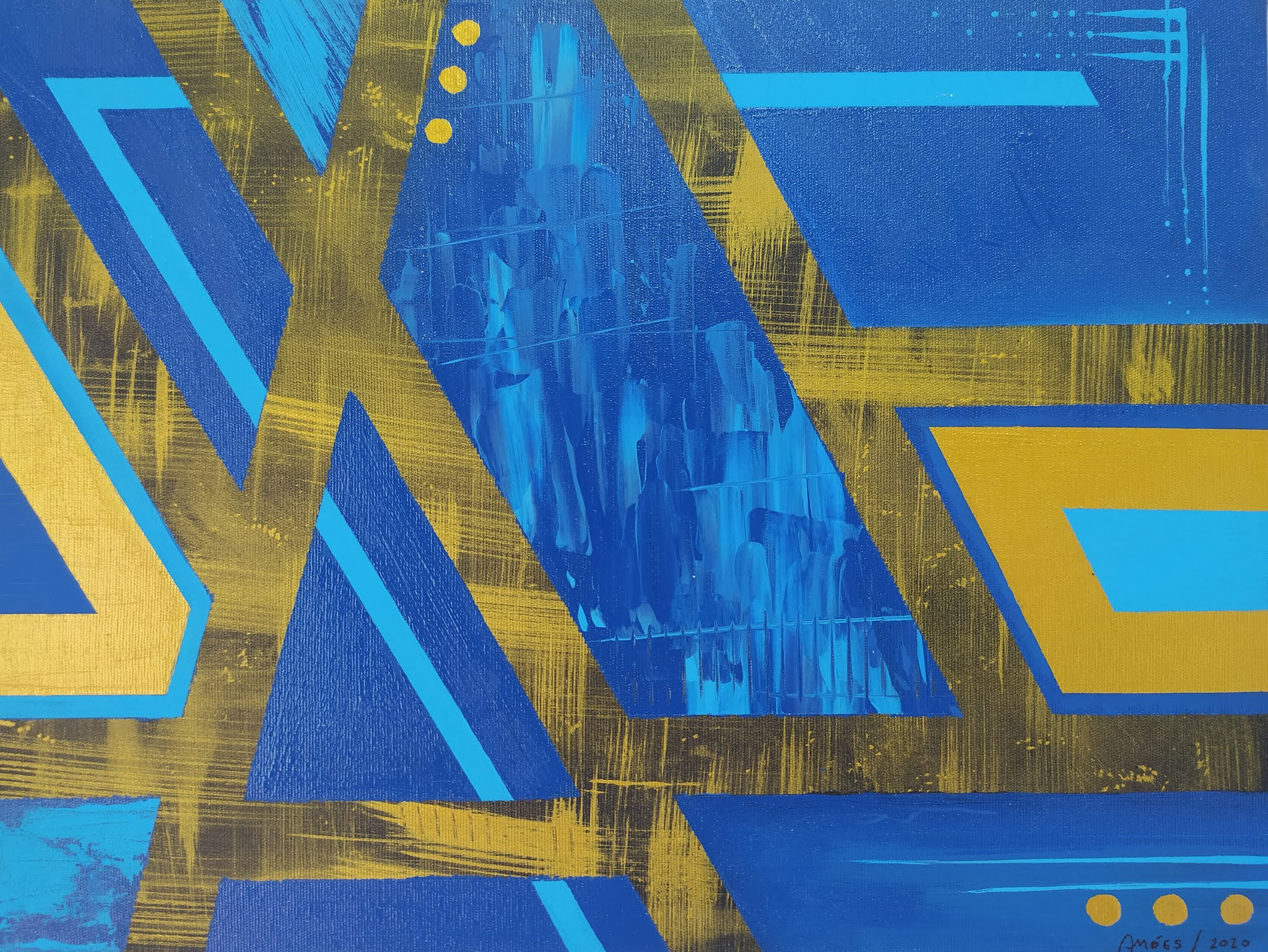 Ouro Azul - Amóes Xavier