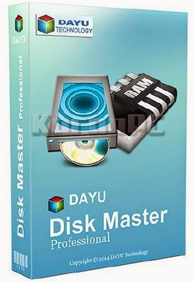 DAYU Disk Master Professional Free