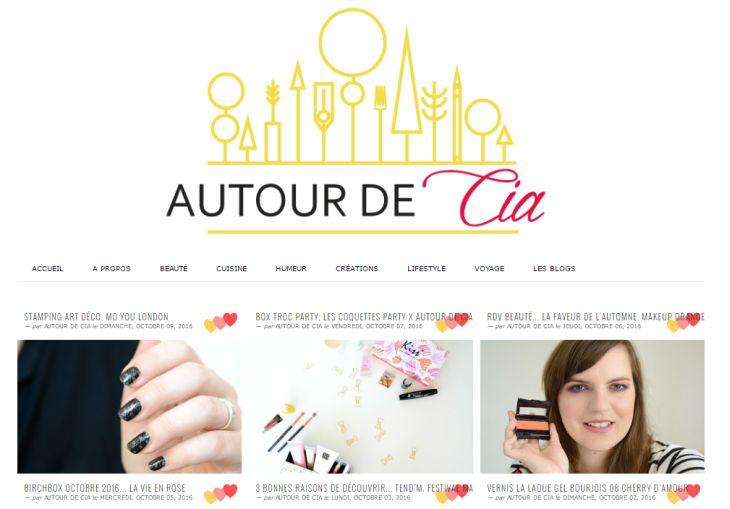 blog autour de cia