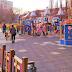 На Солом'янці завершують перший етап реконструкції парку «Орлятко»