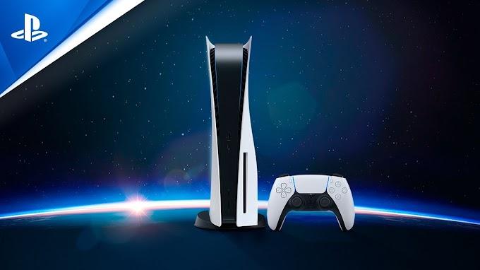 Sorteio - Playstation 5 Participe!