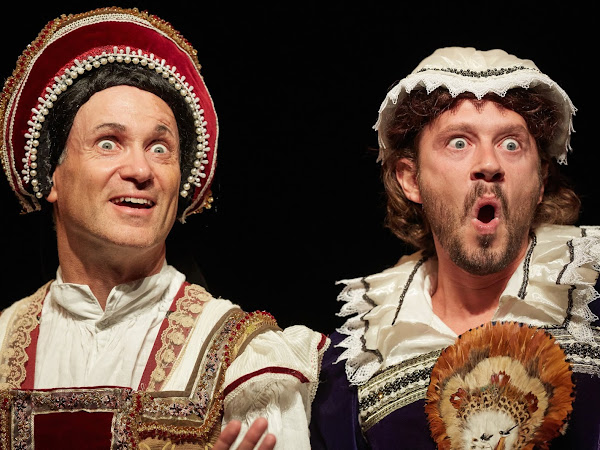 Horrible Histories: Barmy Britain Part Four, Apollo Theatre | Review