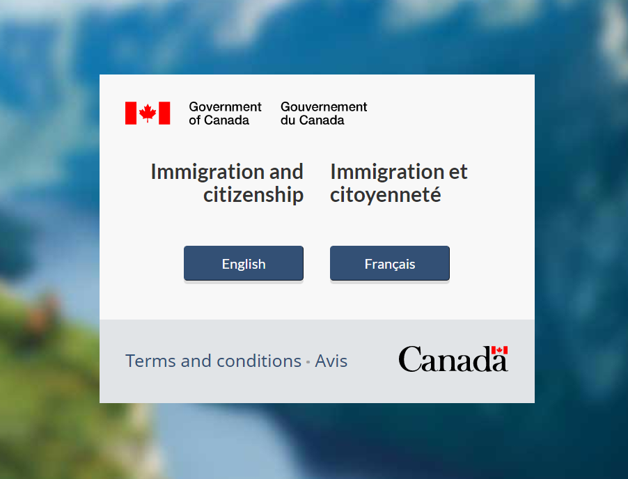 Canada Connect The Infinite Loop Login Issue Of Canada Ca Or Cic Gc Ca Website
