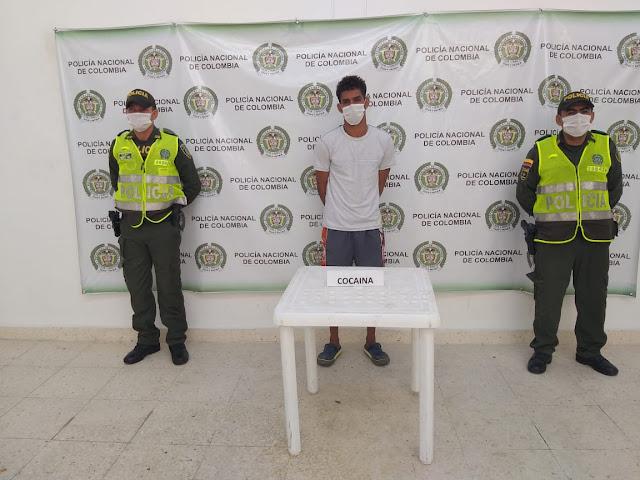 Capturados tres jíbaros en el sur del Cesar