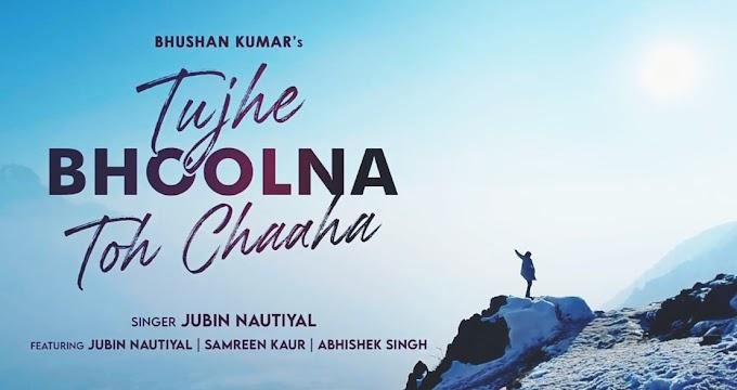 Tujhe Bhoolna Toh Chaha Mp3 Song Download Jubin Nautiyal