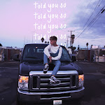 HRVY - Told You So - Single Cover