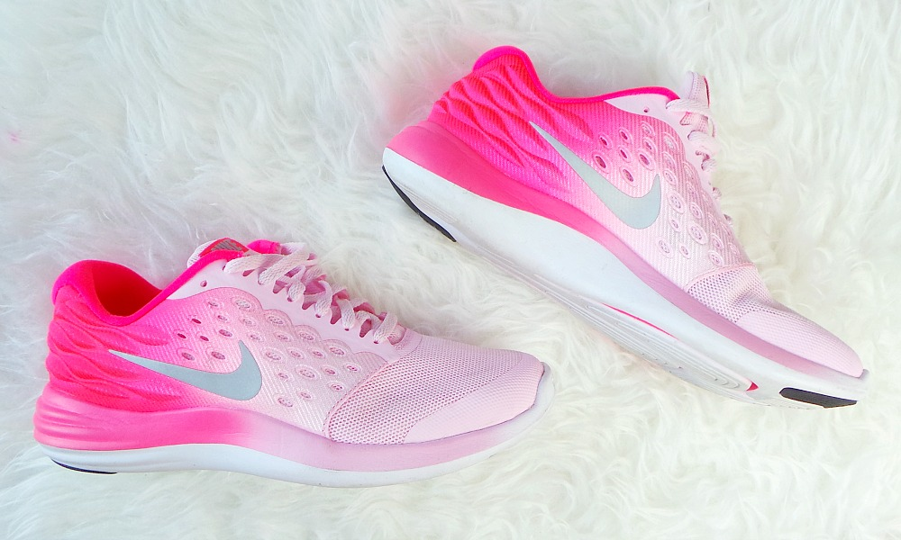 Nike Lunarstelos Trainers Junior Girls