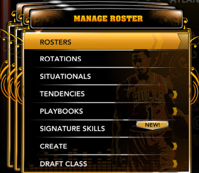 NBA 2K13 Tutorial: Editing The Roster