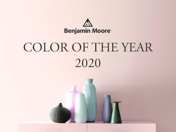 WALL COLOR TRENDS FOR 2020!