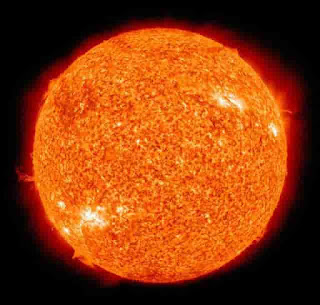 Facts of the Sun