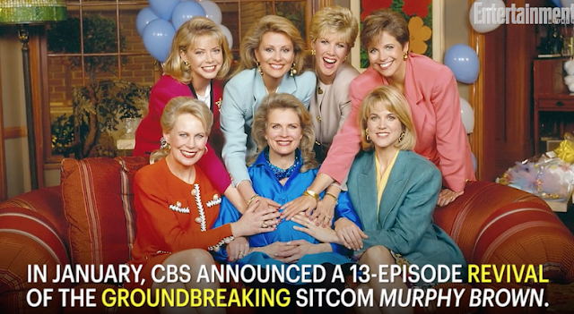 Murphy Brown revival to take on Fox & Friends