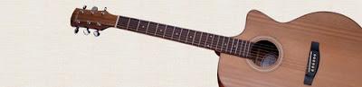 Acoustic guitar là loại đàn như thế nào?